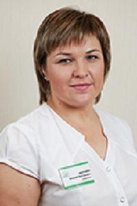 Аверкина Евгения Викторовна