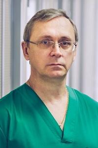 Беккер Игорь Cтепанович