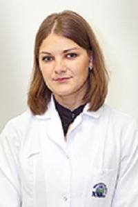 Богуш Анна Викторовна