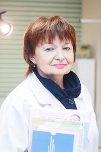 Чесноченко Людмила Ивановна