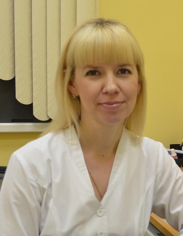 Дербеко Екатерина Геннадьевна