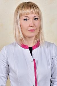 Гадецкая Евгения Владимировна