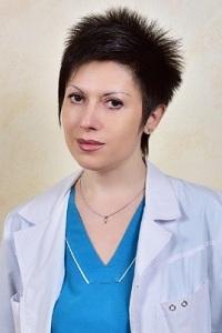 Гаек Ирена Сергеевна