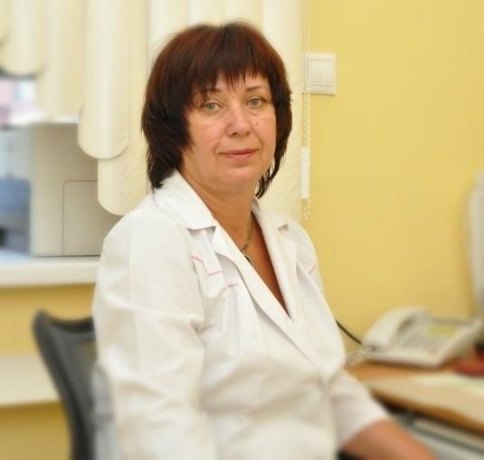 Иванникова Ольга Петровна