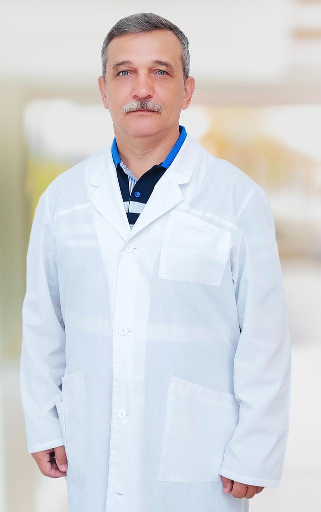 Казанцев Сергей Николаевич