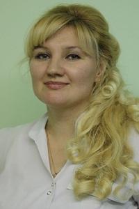 Костюченко Светлана Сергеевна