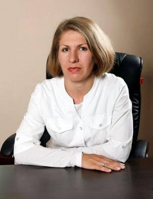 Ковалевская Юлия Евгеньевна
