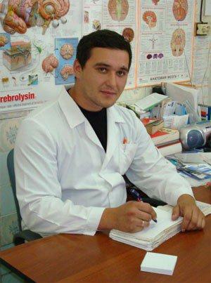 Михеев Антон Владимирович