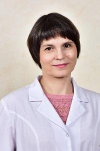 Пустовойт Светлана Марковна