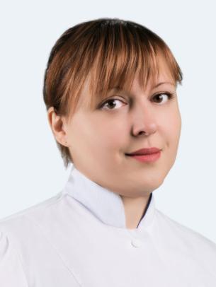 Волкова Ирина Алиевна