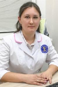 Звонкова Анастасия Владимировна